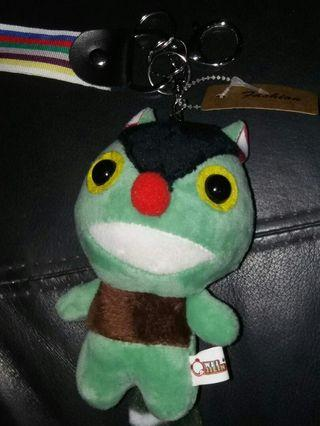 Sales! Green Cute Keychain Plushie