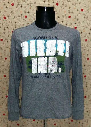 Diesel Industries 36060 Italy Sweatshirt