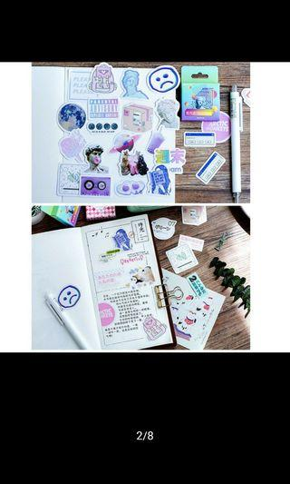 stickers grabbag (25 for only $2!!)