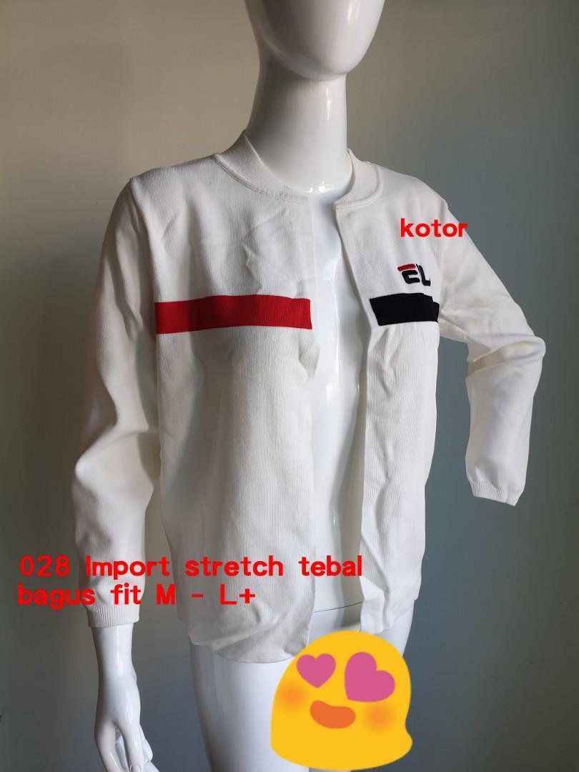 750 Koleksi Model Jaket Fila Wanita Terbaru