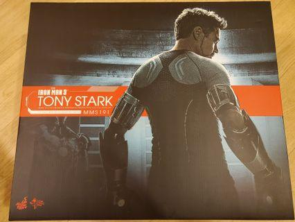 Hottoys ironman mms 191 Tony workshop