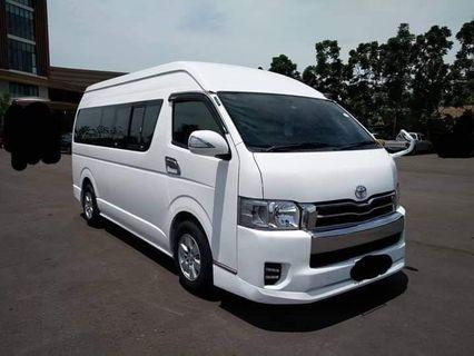 Toyota Commuter 2.7AT thailand