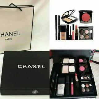 chanel box makeup