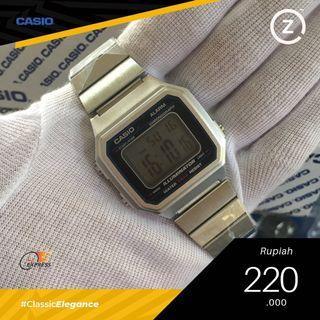 Jam Tangan Casio B650-W Silver