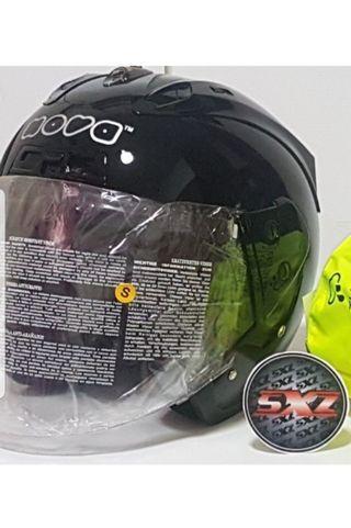 Preorder NOVA helmet PSB approve Glass Black