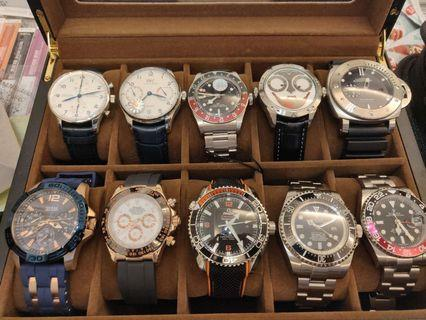 LG watches Rdy stock collection 18-6-2019