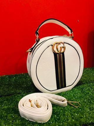 Gucci Round Sling Bag