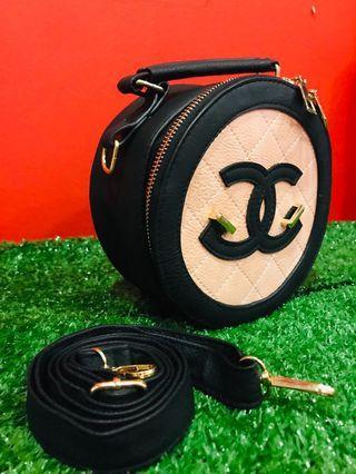 Chanel Round Sling Bag