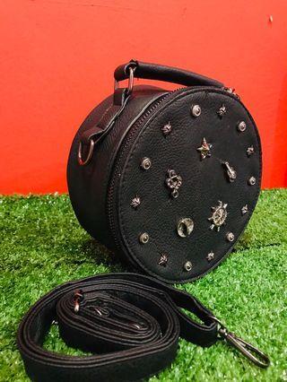 Round Fashion Bag