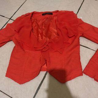 Blazer Orange Ozilane