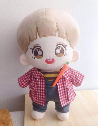 EXO Chanyeol Doll 40cm