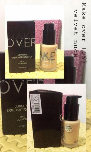 Make Over Foundation 05
