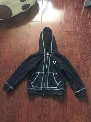 True religion kids sweater