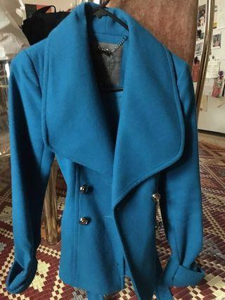 Blue Forever New Coat