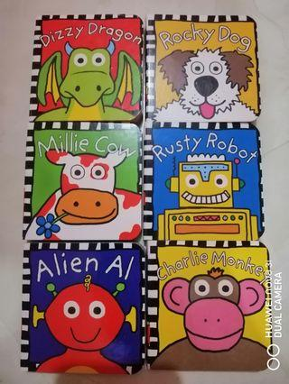 Funny Faces Pocket Library