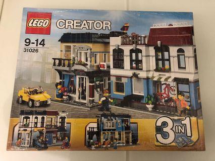 🚚 LEGO 31026