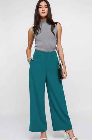 LB Aulis Tailored Pants in Teal