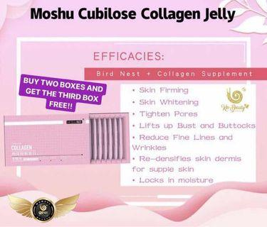 WouWou Moshu Cubilose Collagen Jelly