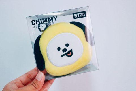 ONHAND: BT21 Chimmy Keychain