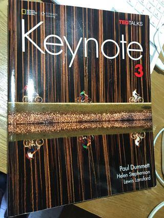 🚚 TEDTALKS Keynote 3
