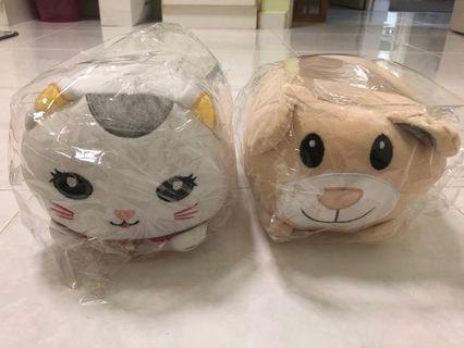 Toby and Belle Plush Toy