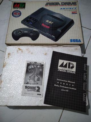 Sega Megadrive MD 1 Fullset
