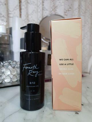 Fourth ray beauty oil cleanser