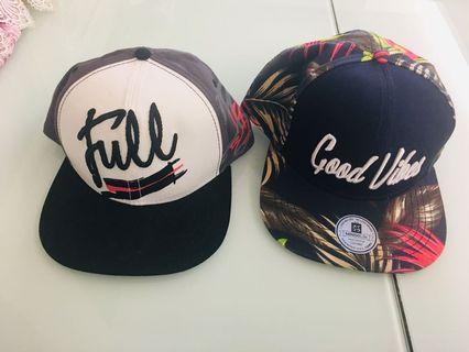 Cap帽 ($45 for 2) 🈹