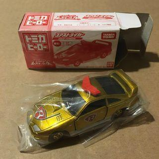 Tomica Hyper Rescue Police TR/TVA D Gold Version Red Takara Tomy Box