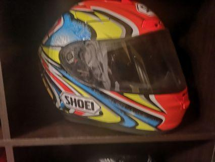 Helmet shoei kyt ls2
