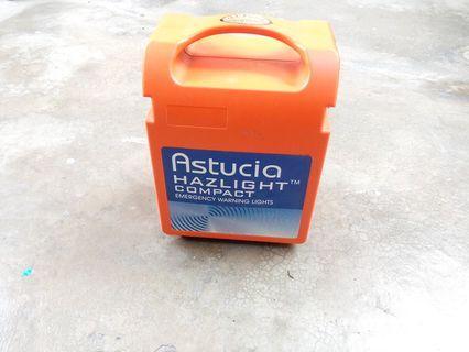 Astucia Hazlight Compact/Emergency Warning Light