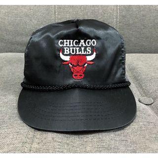 VINTAGE CHICAGO BULLS 90's CAP NYLON VERY RARE