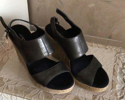 涼鞋 high heel