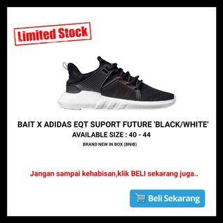 Bait X Adidas Eqt Suport Future 'Black/White'