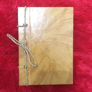 Buku Catatan / Notes