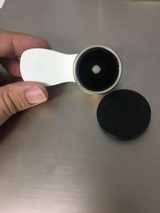 🚚 FUNPICA手機廣角鏡0.36X➕15X微距鏡