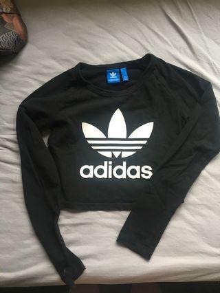 Adidas crop too