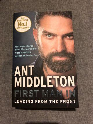 🚚 Ant Middleton - First Man In
