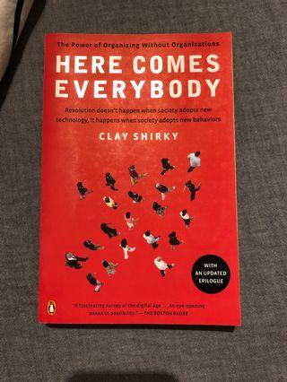 🚚 Here Comes Everybody - Clay Shirky
