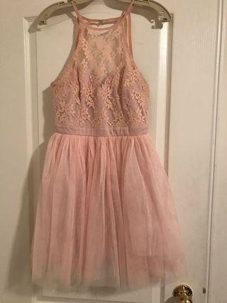 Lace & Tulle Dress