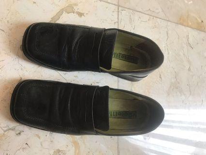 Sepatu old school leather Rotelli