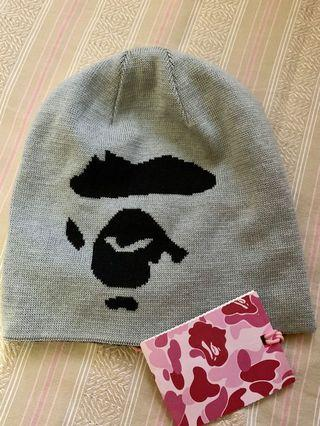 A bathing ape 雙面冷帽