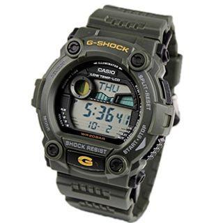 🚚 [✅FREE postage]: ✅💯Authentic Casio G-Shock Standard Digital Green Resin Watch G7900-3D G-7900-3D