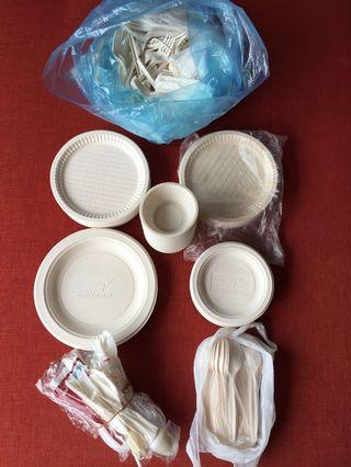 BBQ & Party Supplies Disposables