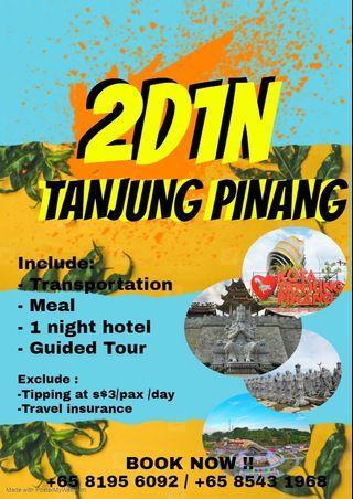 Bintan and Tg Pinang Special