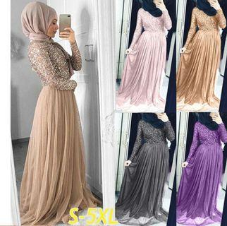 🚚 Sequin Long Dress PRE ORDER