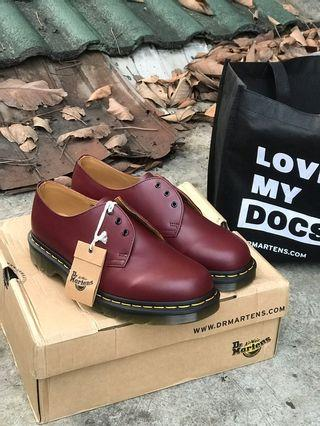 Dr Martens 1461 Red Cherry