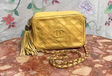 Chanel Vintage Bag (Chanel 中古袋平讓)