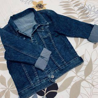 🚚 Dark Denim Jacket