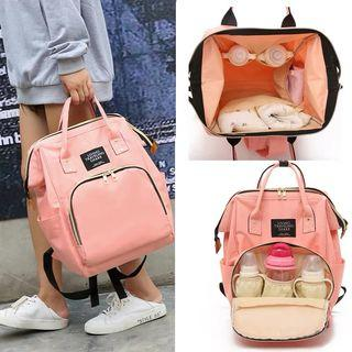 Little Mummy Backpack - FDE432  Design/Color: as attach photo  Size: 26*16*40cm